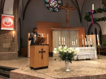 Bijbeljaar Openingsceremonie