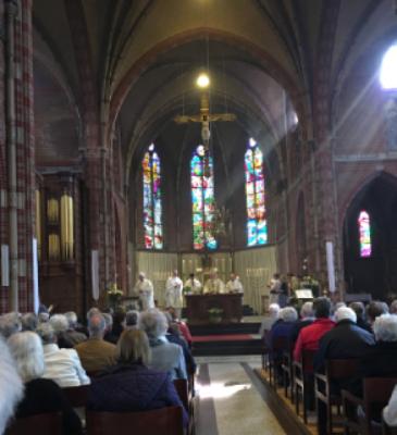 125 jaar Engelmunduskerk