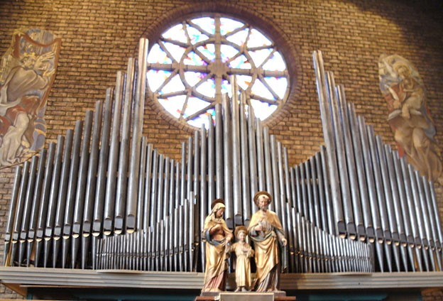 Orgel Mariakerk